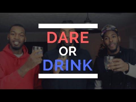 DARE OR DRINK!!! [60K CHALLENGE]