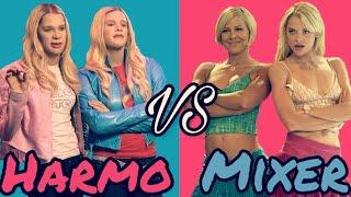 Harmonizers VS Mixers (Humor) 😂