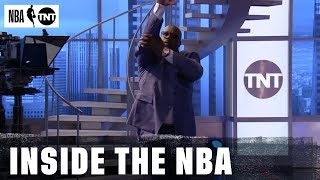 Shaq Shares a Story About Kobe Bryant   NBA on TNT