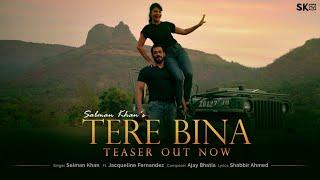 Tere Bina Teaser- Salman Khan, Jacqueline Fernandez..