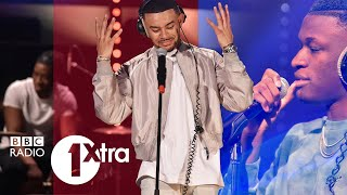 Wes Nelson and Hardy Caprio | See Nobody Live for BBC 1Xtra