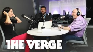 The Vergecast with Walt Mossberg and Lauren Goode