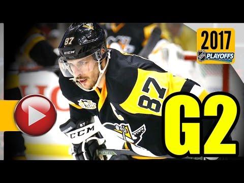 Pittsburgh Penguins vs Ottawa Senators