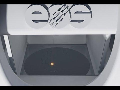 EOS M 100 - Industrial 3D printing of complex metal parts (DMLS)
