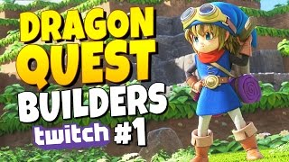Dragon Quest Builders Gameplay - Giant Mallet