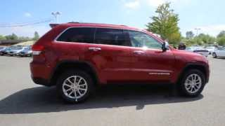 EC215062 | 2014 Jeep Grand Cherokee Limited | DCJofMonroe | Cherry Red
