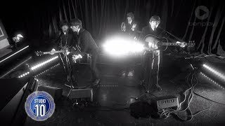 The Bootleg Beatles Perform 'Help'   Studio 10