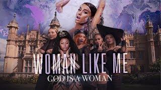GOD IS A WOMAN LIKE ME - Little Mix, Ariana Grande, Nicki Minaj, Jess Glynne & Camila (Mashup)   MV
