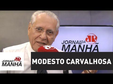 Vídeo  Quem é Modesto Carvalhosa, novo nome cogitado para substituir Temer