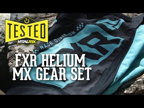 Tested: FXR Helium MX Gear Set