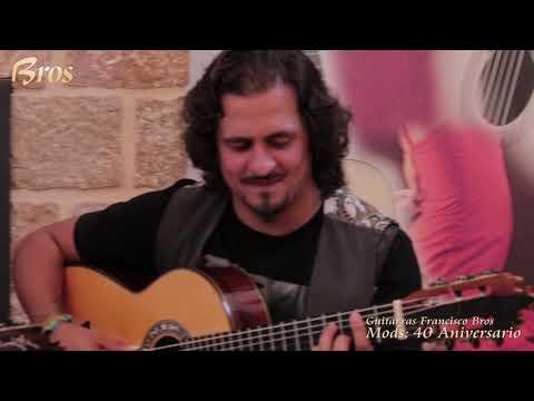 Diego Del Morao y Farru. Guitarras Francisco Bros Mod.