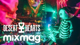 Desert Hearts presents: MARBS from Haunted Hearts Halloween party