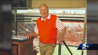 T. Boone Pickens' legacy to live at Oklahoma State