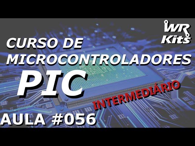 CONTROLE DE MOTOR DE PASSO BIPOLAR COM TIMER0 | Curso de PIC #056