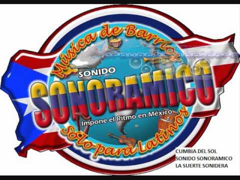 LO NUEVO SONIDO SONORAMICO CUMBIA DEL SOL 2011 SUERTE SONIDERA