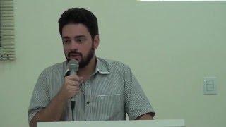"""Palestra: """"Por Que Nascemos no Brasil?"""" com Vitor Antenore Rossi"""
