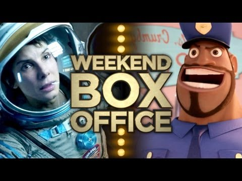 Weekend Box Office - Oct. 4-6 2013 - Studio Earnings Report HD