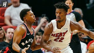 Toronto Raptors vs Miami Heat - Full Game Highlights | January 2, 2020 | 2019-20 NBA Season