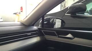 VW Passat B8 - Beifahrerspiegelabsenkung bei Rückwärtsfahrt aktivieren