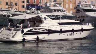 Sea Diamond et Amazing à Saint-Tropez