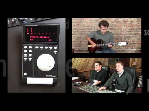 Electric Guitar Reverb - Bricasti M7 Demo Video