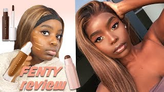 UPDATED FENTY BEAUTY REVIEW - New Products!! ft RPGshow
