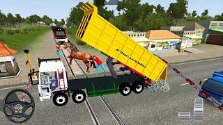 Bus Simulator Indonesia Android Gameplay#5