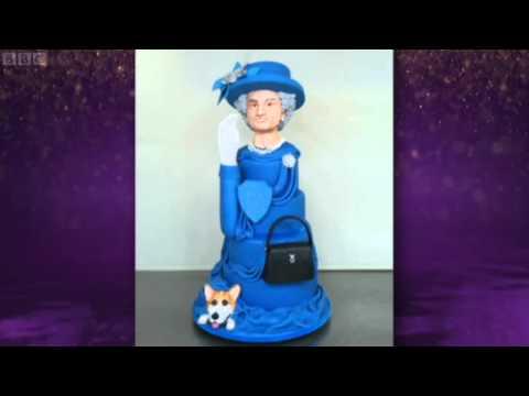 Diamond Jubille Queen on The Graham Norton Show