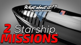 42 | SpaceX Starship Updates – 2 Missions - Starlink Tripled – James Webb Assembled