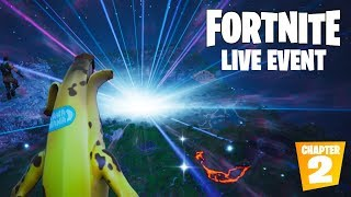 FORTNITE SEASON 10 LIVE EVENT