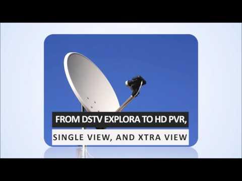Leading DSTV installation services in Stellenbosch