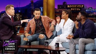 Harmony Lessons w/ Ron Funches, Regina King & Stephen Curry