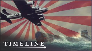 The B-17 Vs The U-Boat | The Wolfpack and Flying Fortress | Timeline