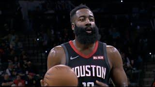 Houston Rockets vs San Antonio Spurs - 1st Half Highlights | December 3, 2019 | NBA 2019-20