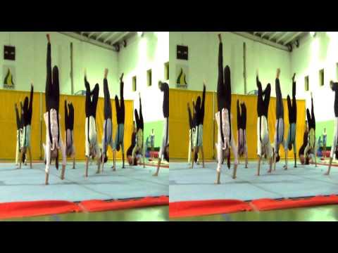Ponto Zero (GCP) em 3D Side by Side (SBS) - 2014