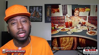 "Mulatto ""Queen of Da Souf"" Album Reaction|Review"