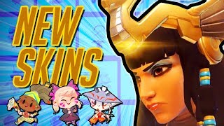 4 New Legendary Skins Coming to Overwatch