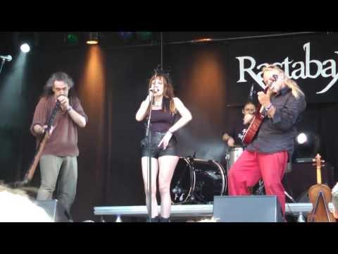 Rastaban - Rastaban - Zora (live at Castlefest 2013)