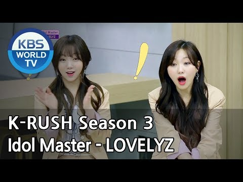 Idol Master - LOVELYZ! [KBS World Idol Show K-RUSH3 / ENG,CHN / 2018.06.01]