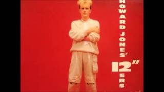 Howard Jones - Like To Get To Know You Well (45RPM)