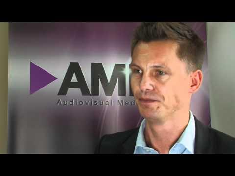 Interview: Christian Rymarenko von SnackTV im Rahmen der AMD11