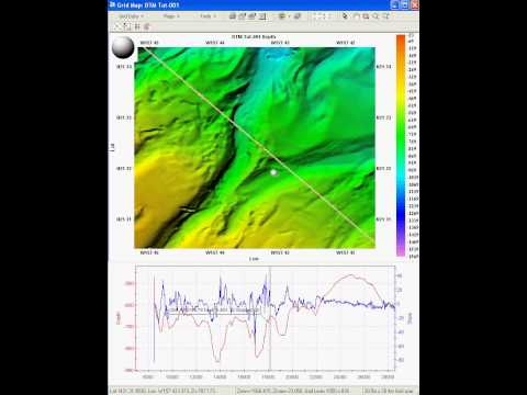 Makai's Digital Terrain Modelling Tool