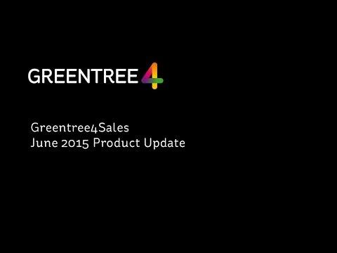 Greentree4Sales Update