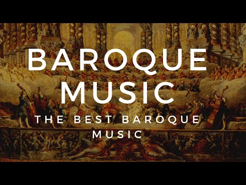 BAROQUE MUSIC FOR BRAIN POWER - MUSIC FOR MEMORY, CONCENTRATION, REASONING, STUDY, RELAX