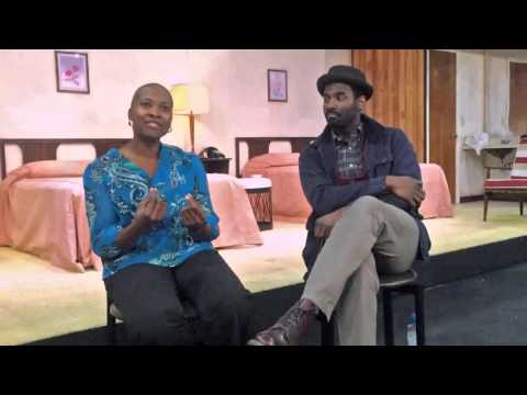 The Mountaintop: Betty Hall speaks about portraying Camae
