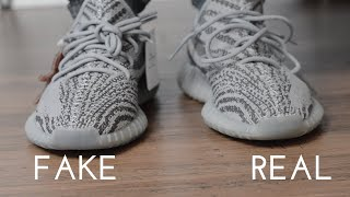 ce68e2e0560 YEEZY BOOST 350 V2 BELUGA Real Vs. Fake (LEGIT CHECK) Videos - mp3toke