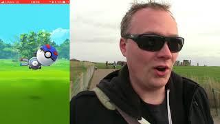 POKEMON IN STONEHENGE!!! | Pokemon Go Travel