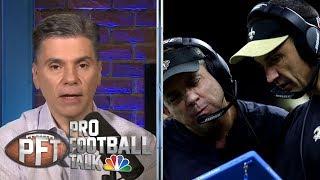 PFT Draft: Best coaching Trios in NFL | Pro Football Talk | NBC Sports