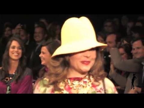 Maria Luisa Ortiz Creditos de Colombian Fashion
