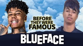 Blueface   Before They Were Famous   Biography Football to Rap Star